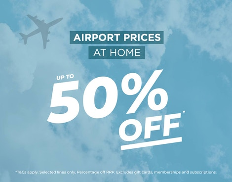 AIRPORT PRICES AT HOME