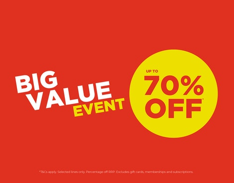 BIG VALUE EVENT