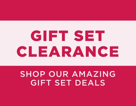 GIFT SET CLEARANCE