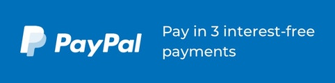 PayPal - Pay in 3 interest-free payments.