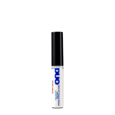 Duo Quick Set Eyelash Adhesive Clear Brush On