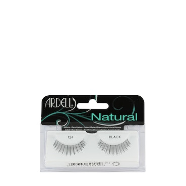 Natural Lashes 124