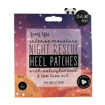 Night Rescue Heel Patches x4