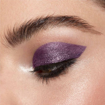 Shimmer & Glow Liquid Eye Shadow - Vivid Amethyst