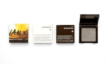 EYE SHADOW METALLIC GREY 55 SUNFLOWER & PRIMROSE 1.8g