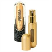 Gold Atomiser 5ml Refillable Spray