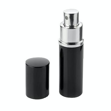 Silver Atomiser 8ml Refillable Spray