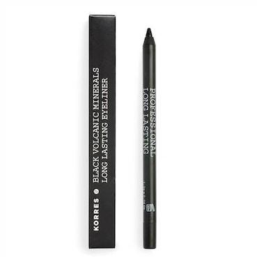 Black Volcanic Minerals Long Lasting Eyeliner Pencil 1.2g
