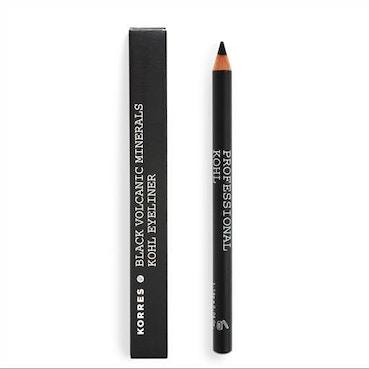 Black Volcanic Minerals Eyeliner Kohl Pencil 1.14g