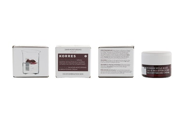 Wild Rose 24 Hour Moisturing & Brightening Cream for Oily to Combination Skin 40ml