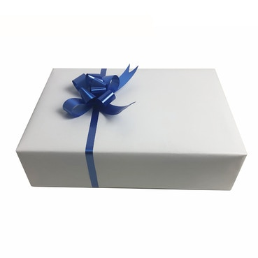 Gift Wrap Light Blue