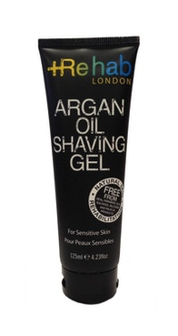 Argan Oil Shaving Gel 125ml