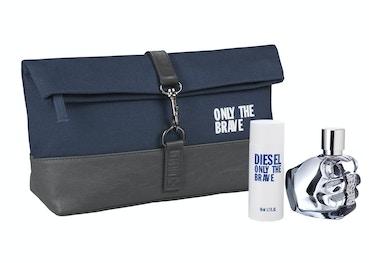 Eau De Toilette 50ml Washbag Gift Set