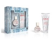 Replay For Her 20ml EDT and 100ml Body Lotion Giftset