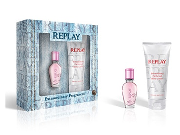 Replay Jeans Spirit EDT Giftset