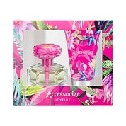 Accessorize 75ml EDT and 100ml body lotion