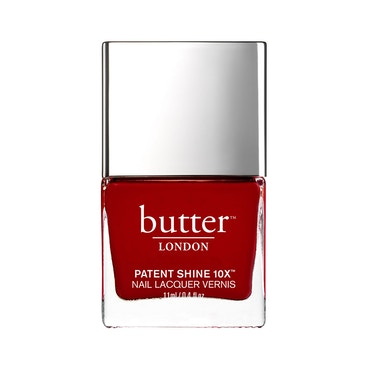 Patent Shine Nail Lacquer Her Majestys Red 11ml