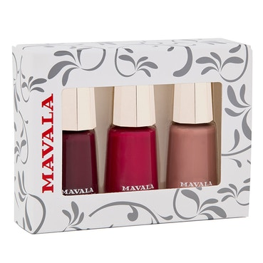 Nail Varnish 15ml Trio