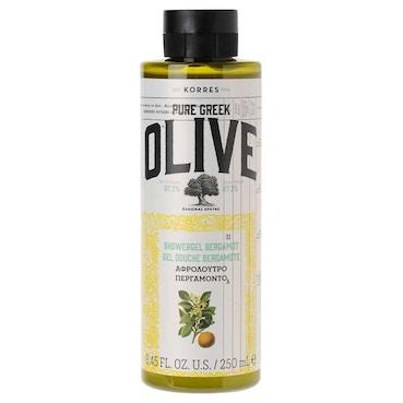 Pure Greek Olive Bergamot Showergel 250ml