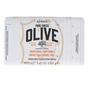 Pure Greek Olive Honey Soap 125g