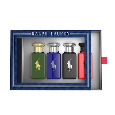 Eau De Toilette 4x10ml Gift Set