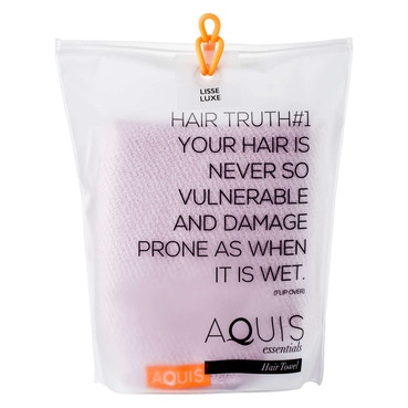 Hair Towel Lisse Luxe Desert Rose