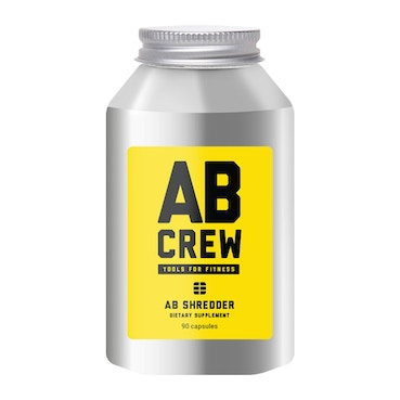 AB Shredder Dietary Supplements 120 Capsules