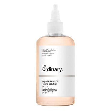 Glycolic 7% Toning Solution 240ml