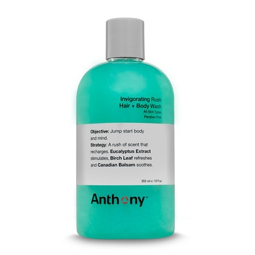 Invigorating Rush Hair & Body Wash 355ml