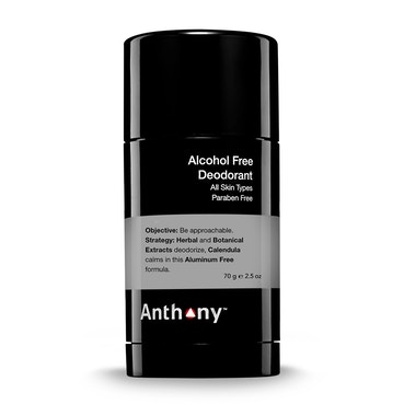 Alcohol Free Deodorant Stick 70g