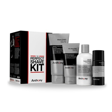 The Perfect Shave Kit Gift Set