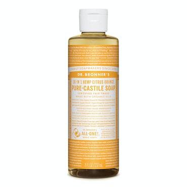 Citrus Castile Liquid Soap 237ml