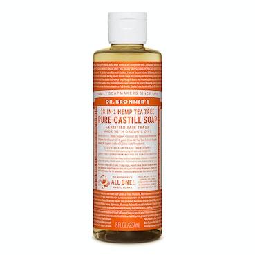 Tea Tree Castile Liquid Soap 237ml
