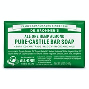 Almond Bar soap 140g