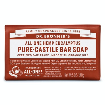 Eucalyptus Bar Soap 140g