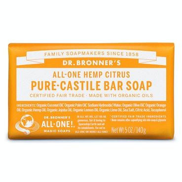 Citrus Bar soap 140g