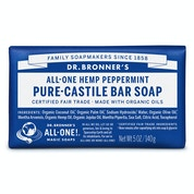 Peppermint Bar soap 140g