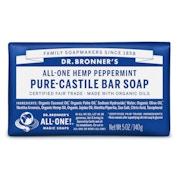 Peppermint Bar soap 140g