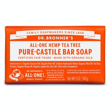 Tea Tree Bar soap 140g