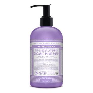 Lavender Organic Pump Soap 355ml