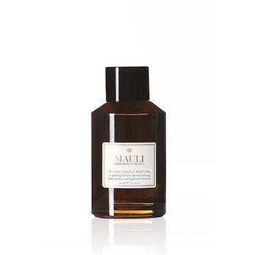 Spirited Massage Oil 130ml