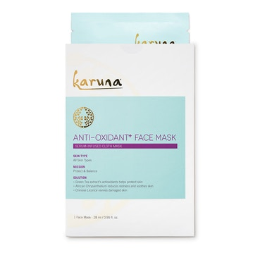 Anti-Oxidant+ Face Mask Single