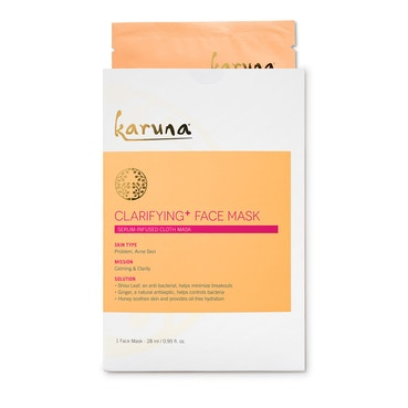 Clarifying+ Face Mask Single
