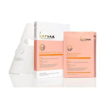 Brightening+ Face Mask Set 4 masks