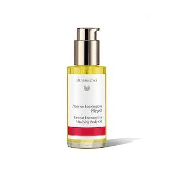 Lemon Lemongrass Vitalising Body Oil 75ml