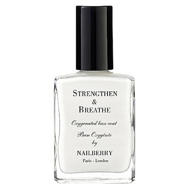 Oxygenated Base Coat Strengthen & Breathe 15ml