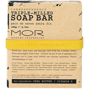 Correspondence Quince Persimmom Soap 180g