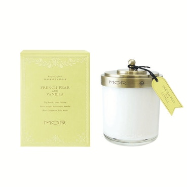 French Pear & Vanilla Candle 380gm