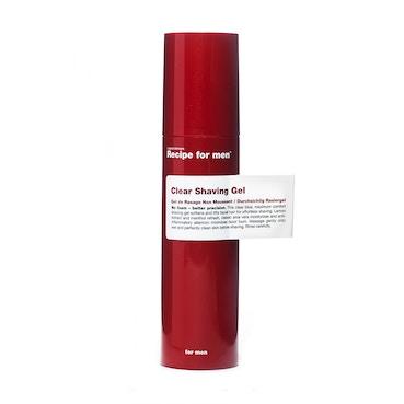 Clear Shaving Gel 100ml