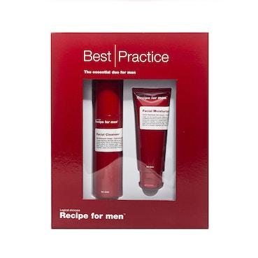 Best Practice Gift Box (Facial Cleanser & Facial Moist) Kit